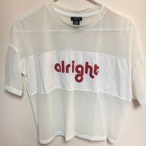 NWOT rue21 shirt